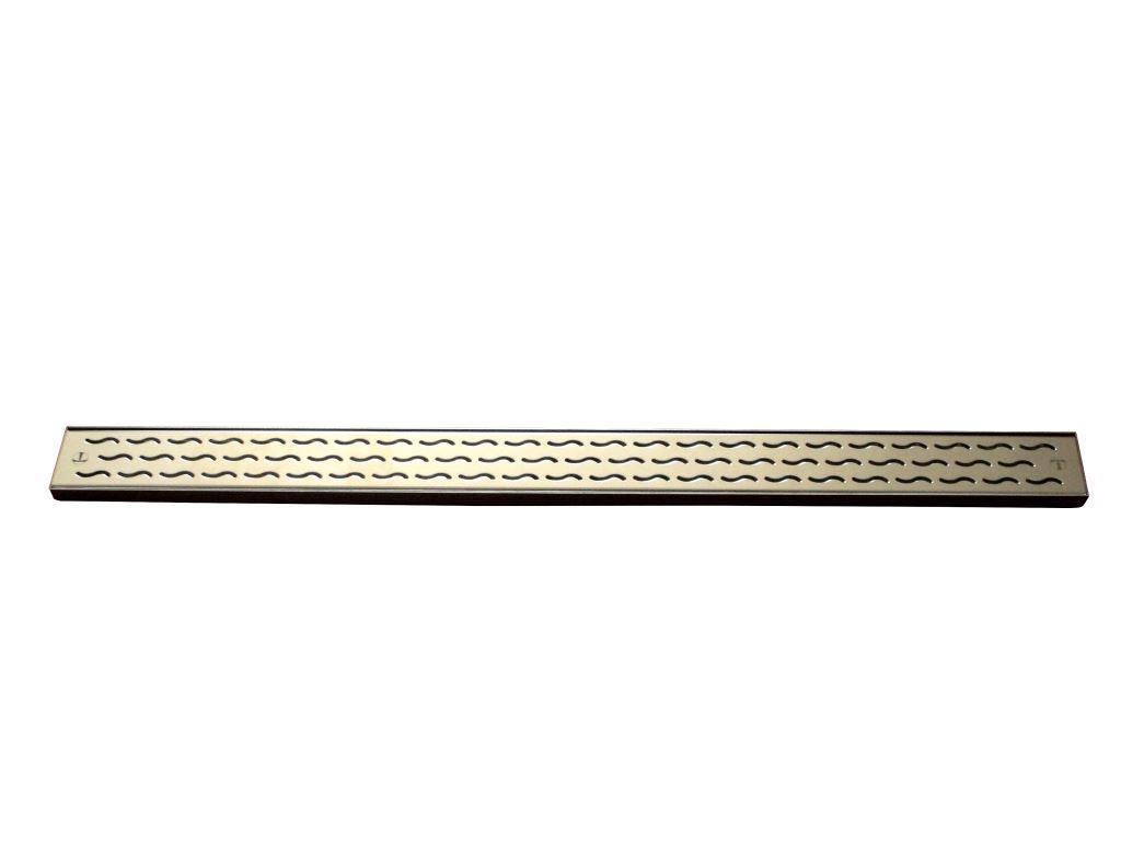 Подов линеен сифон за баня 960мм Inox Beauty Style Танушев България