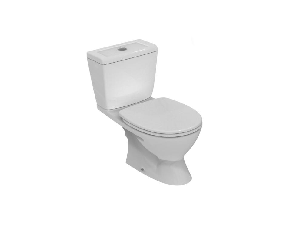 WC комплект Evrovit (Ecco New Square)