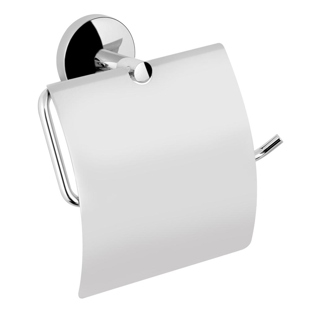 Alpha WC хартия държач с капак