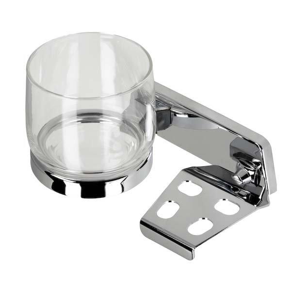 Чашо и четкодържател