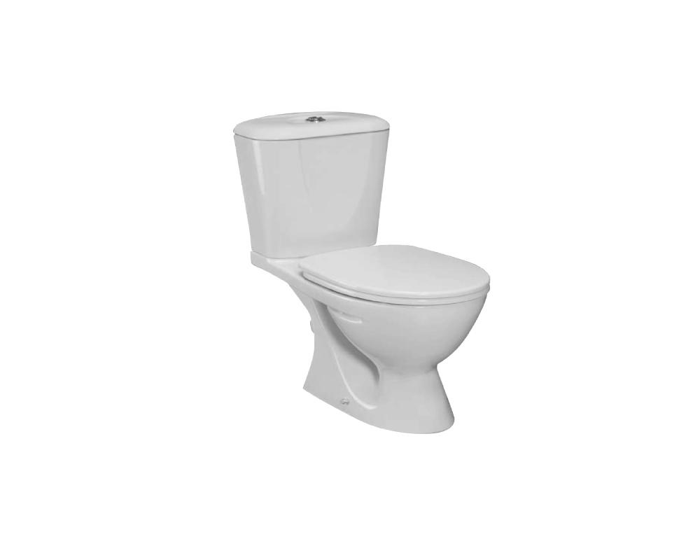 WC комплект EccoNew задно оттичане бял, Ideal Standard