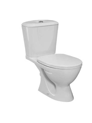 WC комплект с тоалетна седалка с плавно затваряне W301801