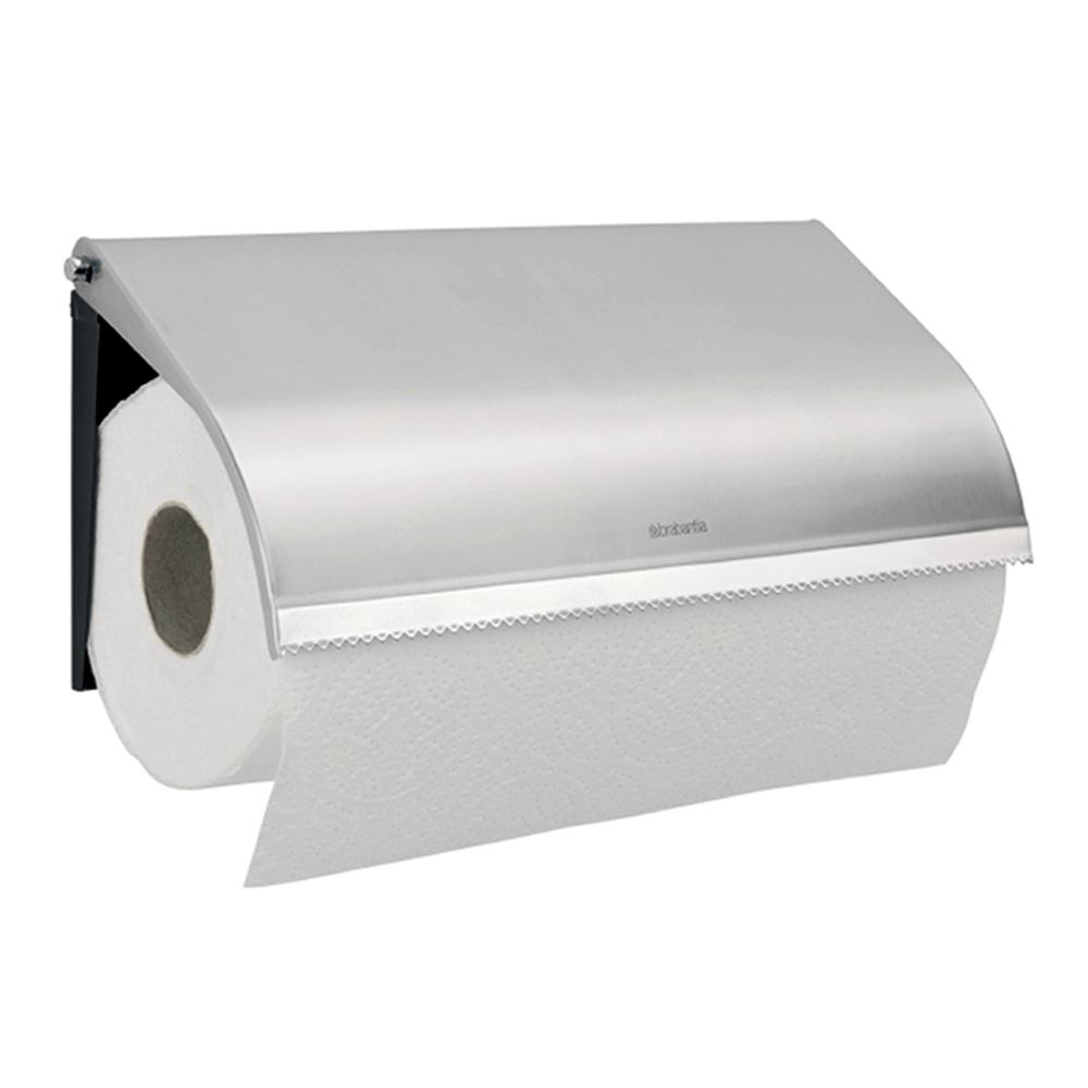 Programa поставка за кухненска хартия инокс, мат (внос BRABANTIA)