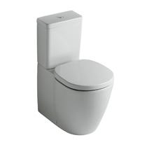 Тоалетно казанче за WC  CUBE със странично водоподаване