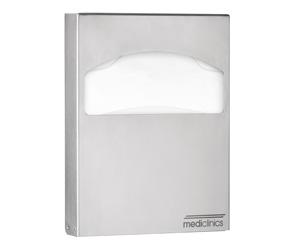 DCA100CS Кутия за покривала за тоалетна седалка, цвят сатен