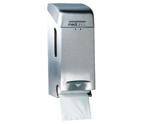 PR0784CS Държач за тоалетна хартия, цвят сатен