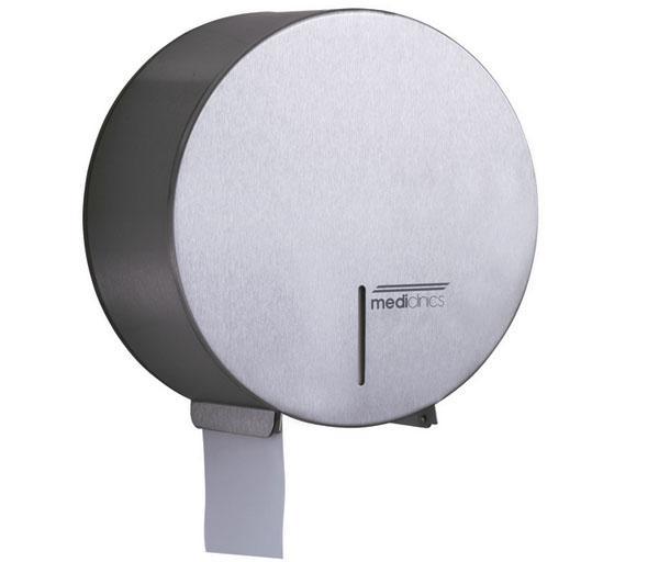 PR0789CS Държач за тоалетна хартия, цвят сатен