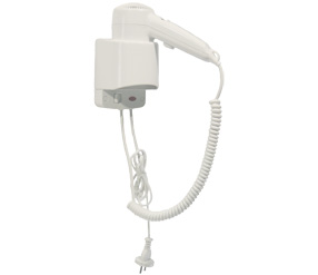 SC0020 Сешоар за коса,  цвят бял