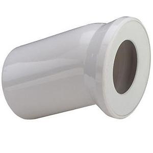 Преход за тоалетна чиния коляно 22.5°   101855   Viega Германия