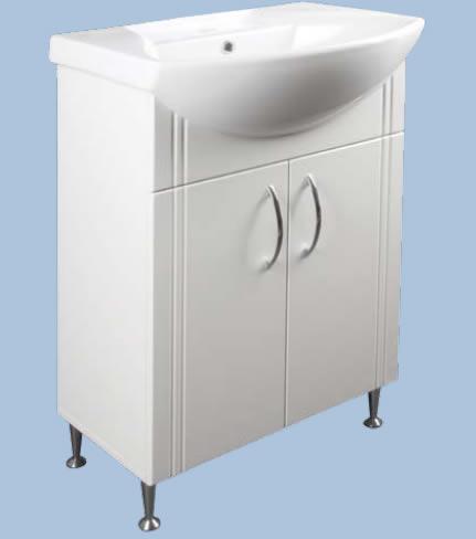 Комплект долен шкаф с мивка 60 см.