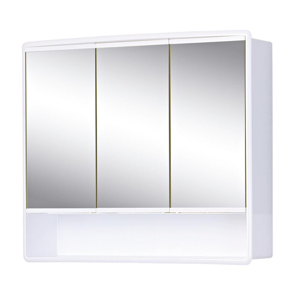 Горен шкаф огледало Лимо ABS 58X49X14,5 см.