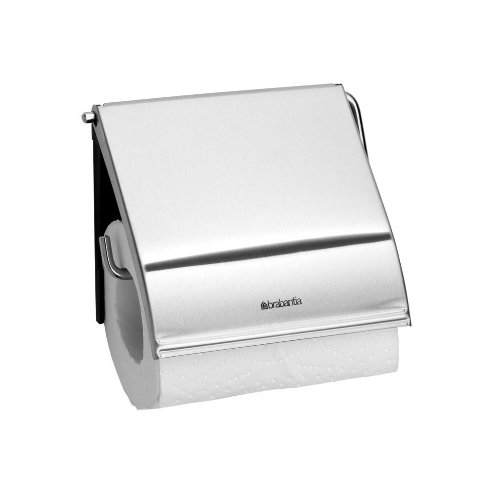 Държач за тоалетна хартия Classic Brabantia Brilliant Steel