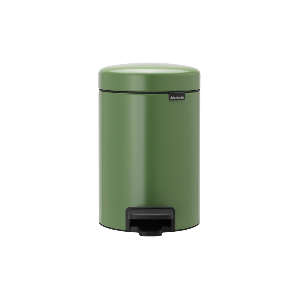 Кош с педал Brabantia NewIcon 3 L Green
