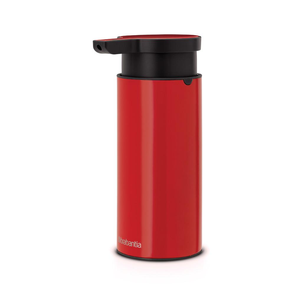 Дозатор за течен сапун Brabantia, Passion Red