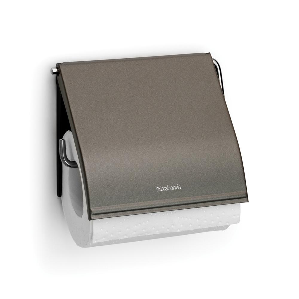 Държач за тоалетна хартия Classic Brabantia Platinum