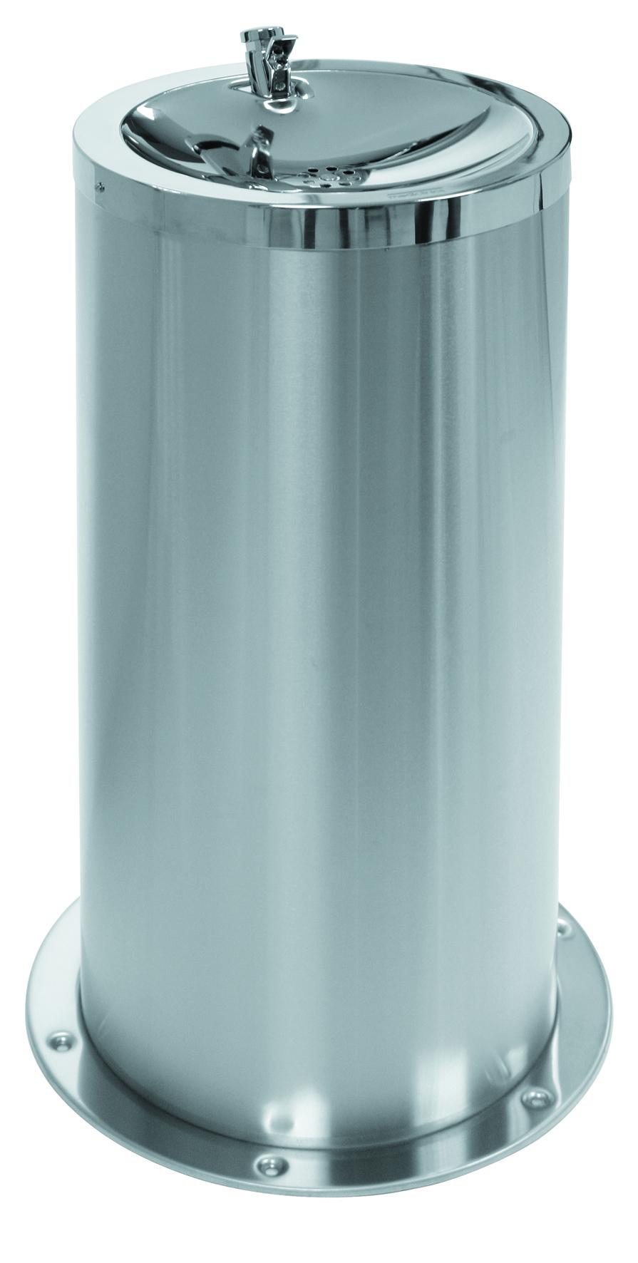 Подов фонтан за питейна вода (при запитване)