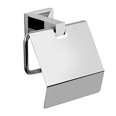 Quadro Съкровището държач за тоалетна хартия с капак