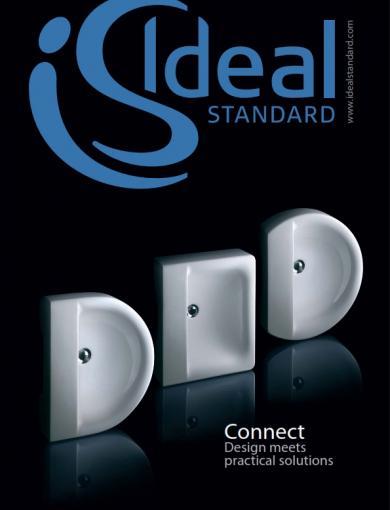 Брошура - Идеал Стандарт колекция Connect