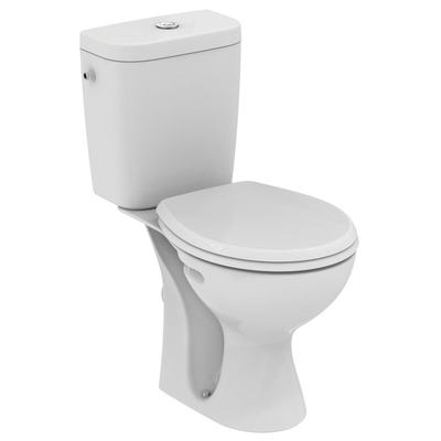 WC комплект, хоризонтално оттичане