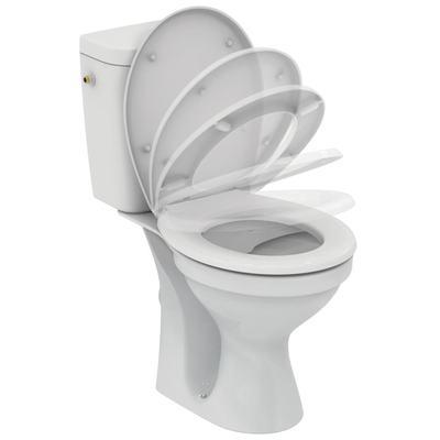 WC комплект без ринг, седалка с плавно затваряне